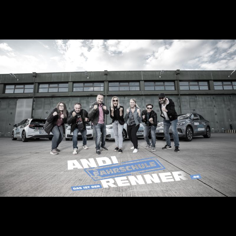 Logo: Fahrschule Andi Renner