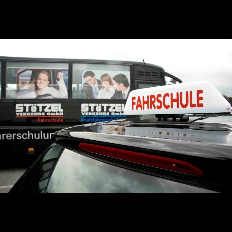 Logo: Stötzel Verkehrs GmbH Fahrschule/Kraftfahrerschulung