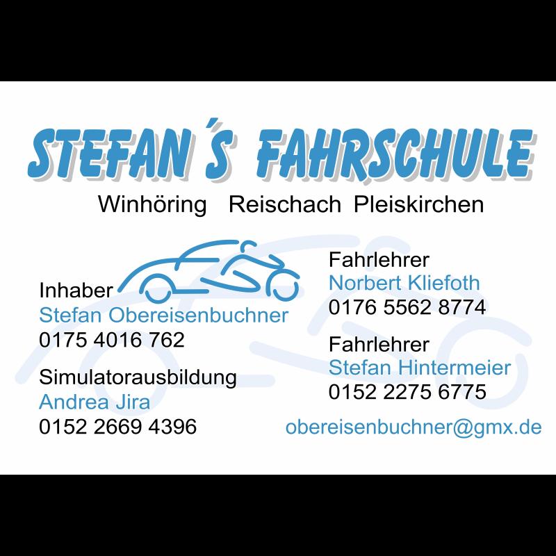 Logo: Stefan`s Fahrschule