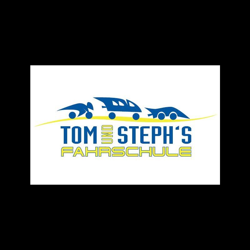 Logo: Tom und Steph´s Fahrschule GBR Inh. Hobmeier-Puscher