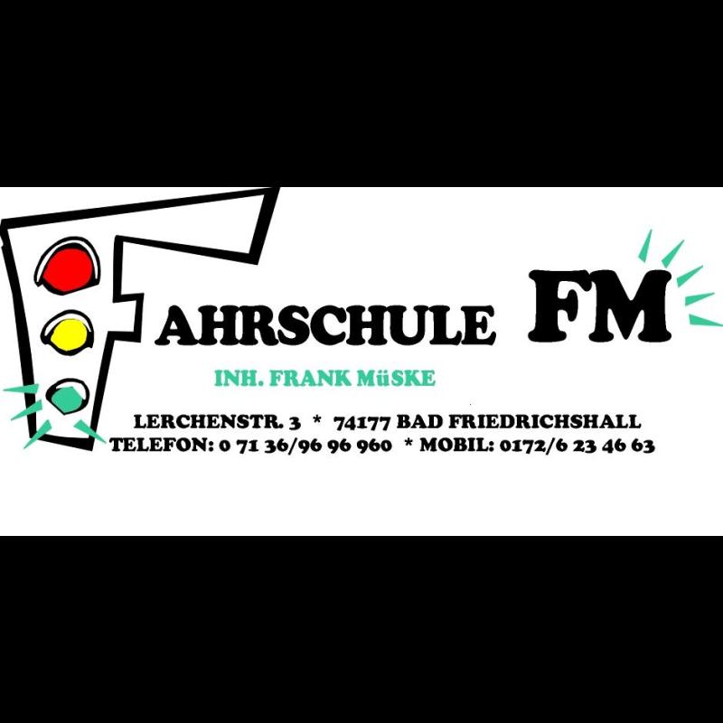 Logo: Fahrschule FM