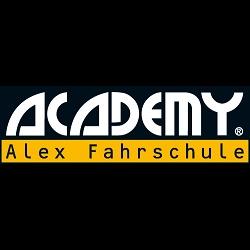 Logo: ACADEMY Alex Fahrschule
