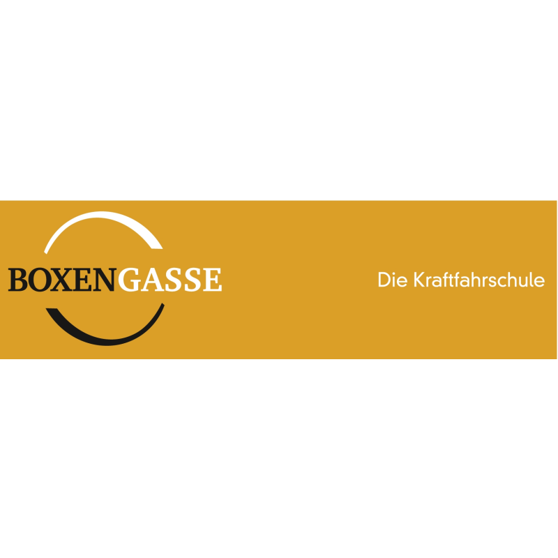Logo: Fahrschule Boxengasse GmbH