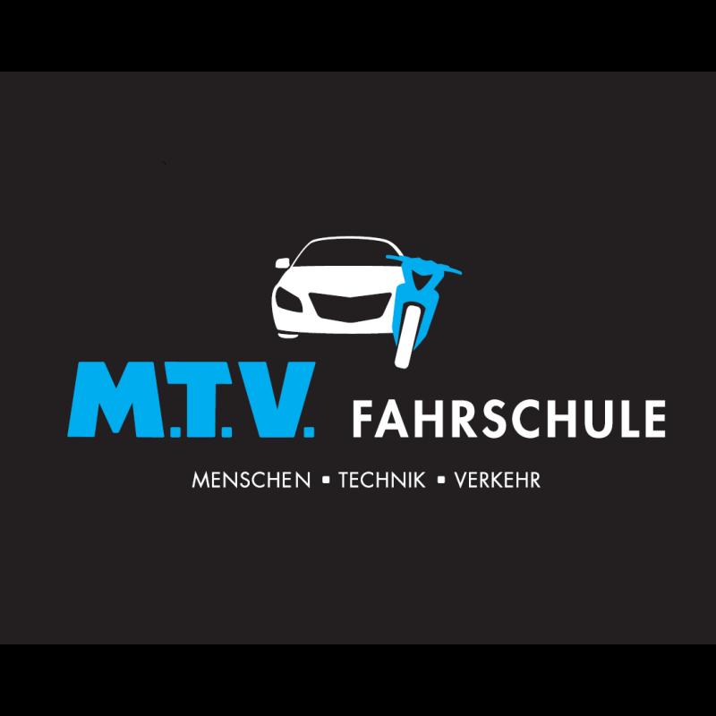 Logo: M.T.V. Fahrschule