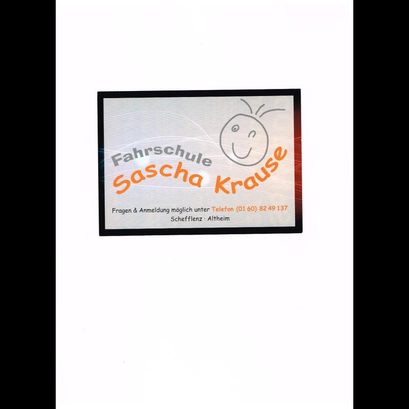 Logo: Sascha Krause Fahrschule