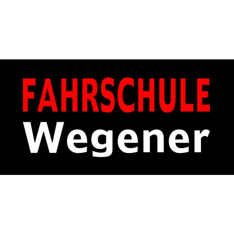 Logo: Fahrschule Wegener