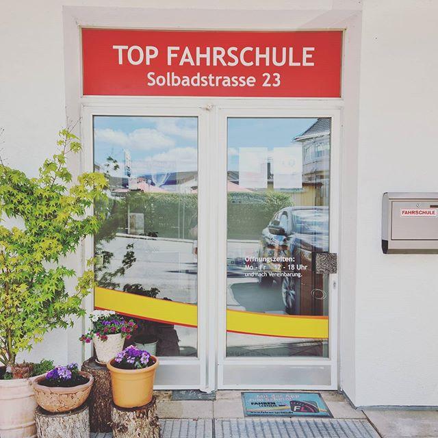 Logo: Top Fahrschule Hitsch
