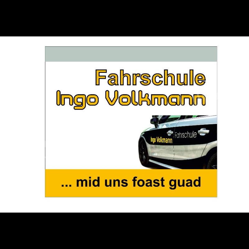Logo: Fahrschule Ingo Volkmann