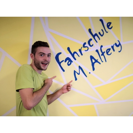 Logo: Fahrschule Alfery