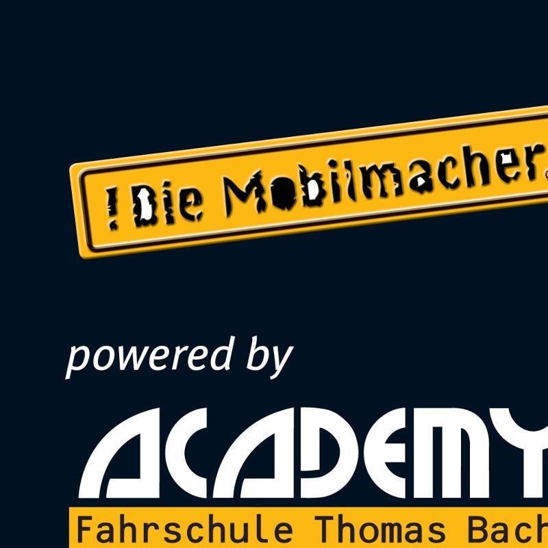 Logo: ACADEMY Fahrschule Bache