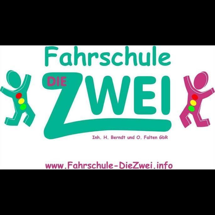 Logo: Fahrschule DIE ZWEI