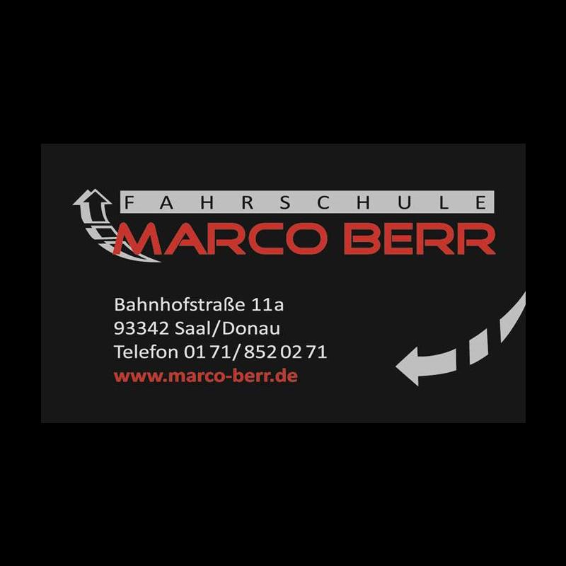 Logo: Fahrschule Marco Berr