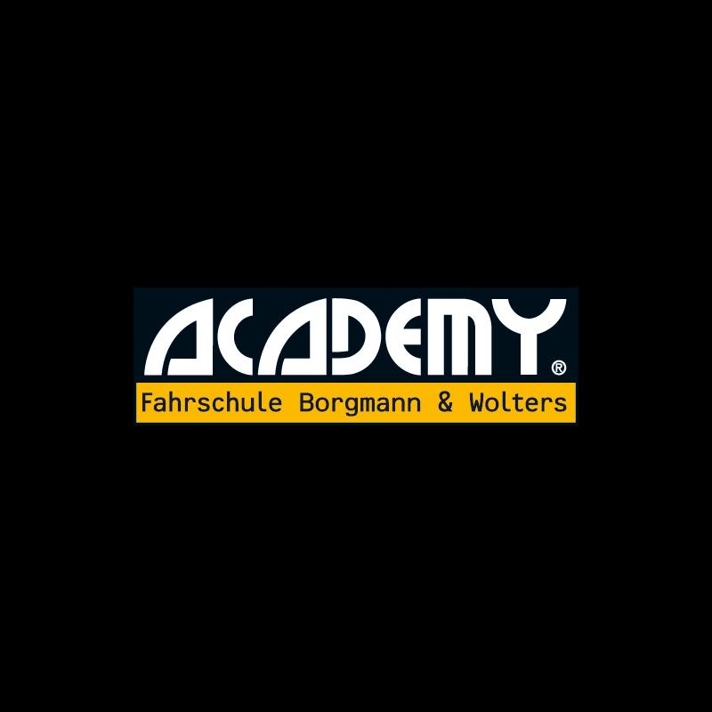 Logo: ACADEMY Fahrschule Borgmann & Wolters GmbH