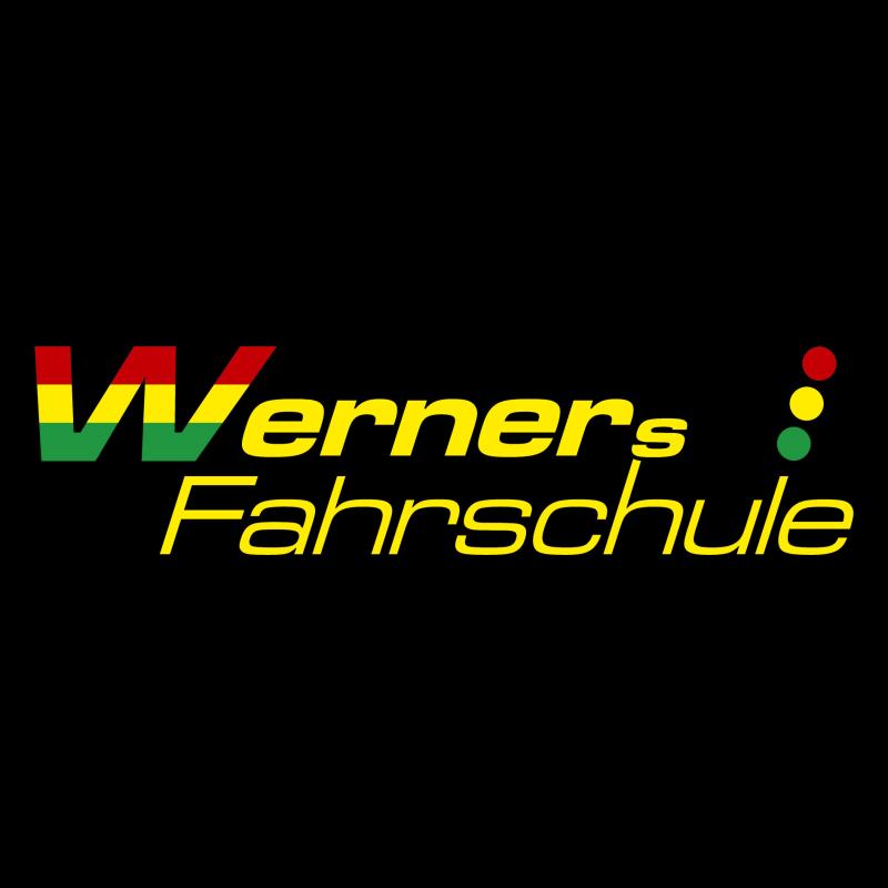 Logo: Werner`s Fahrschule u.G. haftungsbeschränkung