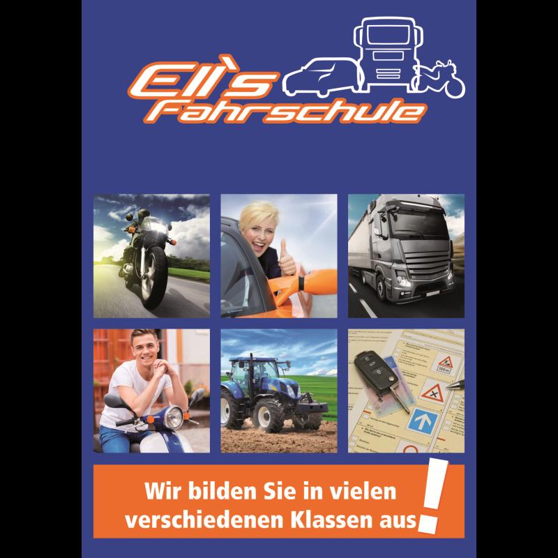 Logo: Ell`s Fahrschule