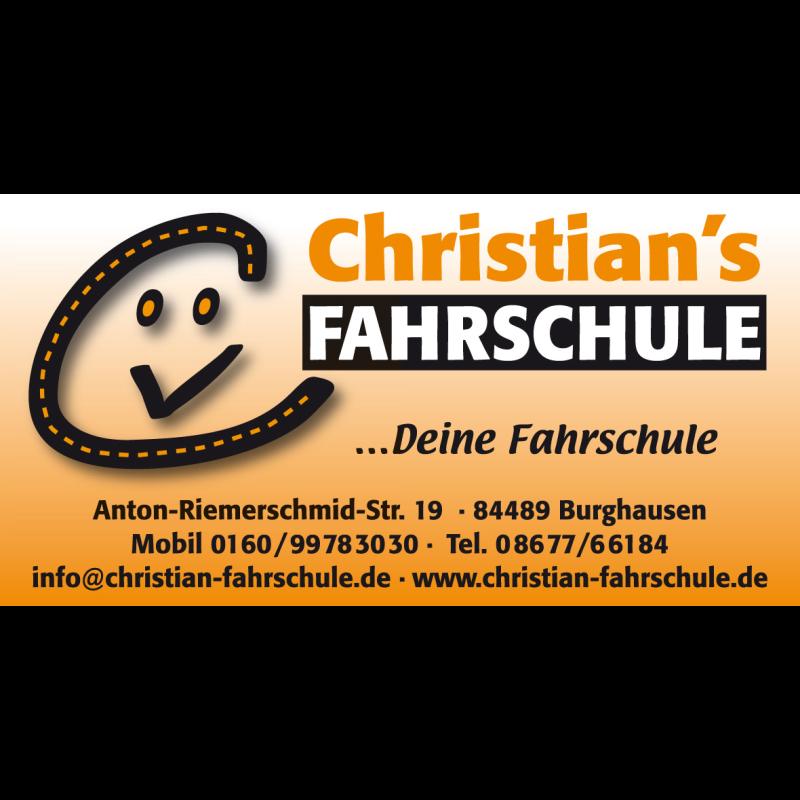 Logo: Christians Fahrschule