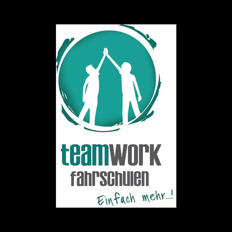 Logo: Teamwork-Fahrschulen