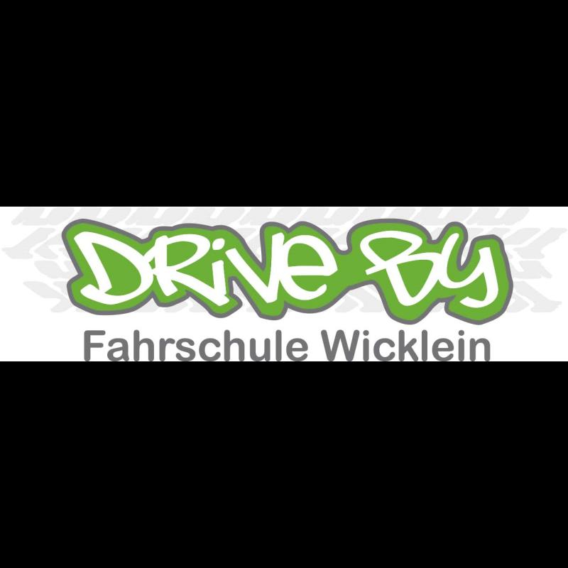 Logo: DriveBy Fahrschule Wicklein