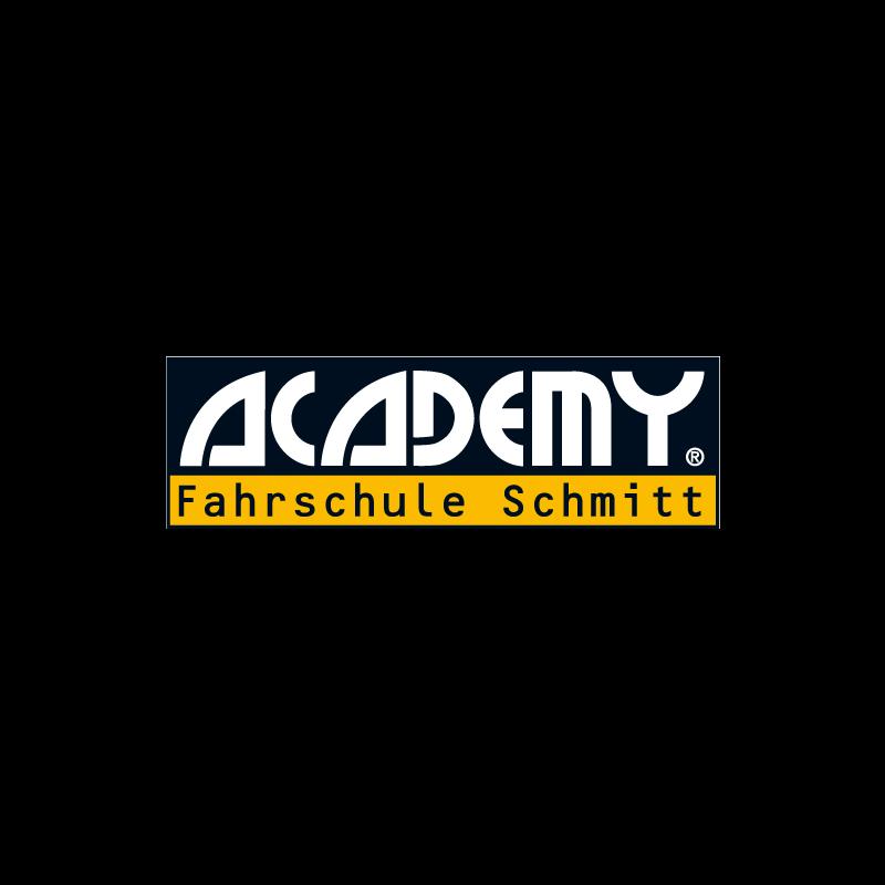 Logo: ACADEMY Fahrschule Schmitt