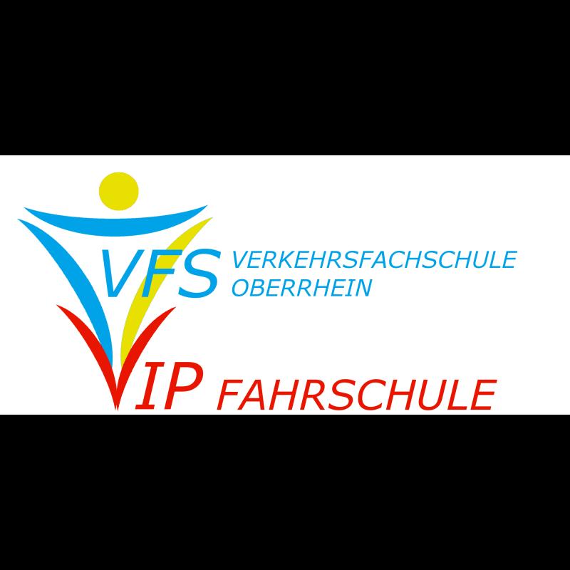 Logo: VIP Fahrschule - VFS Oberrhein