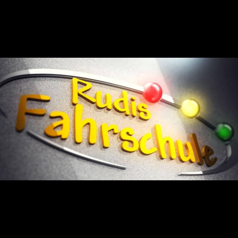 Logo: Rudis Fahrschule GmbH