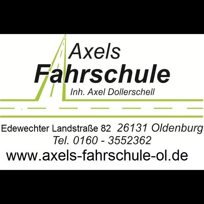 Logo: Axels Fahrschule