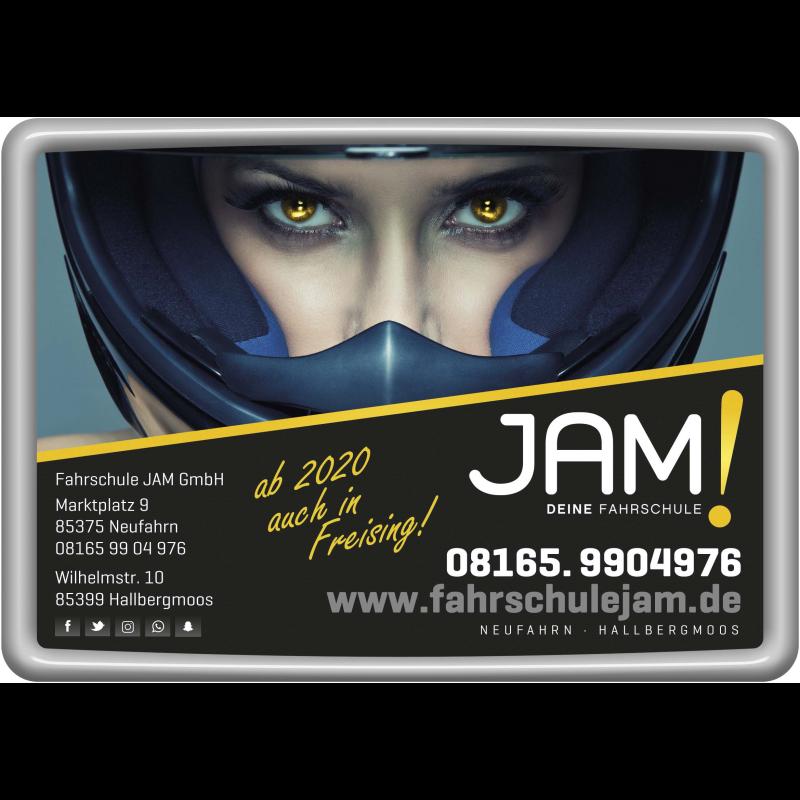Logo: Fahrschule Jam GmbH