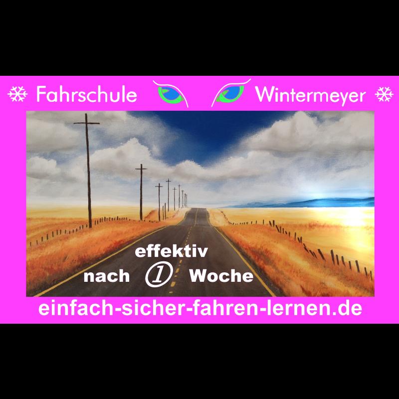 Logo: Fahrschule Wintermeyer