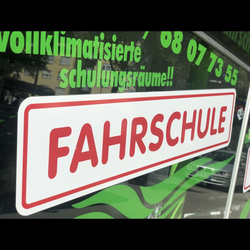 Logo: Fahrschule Frank Dopf