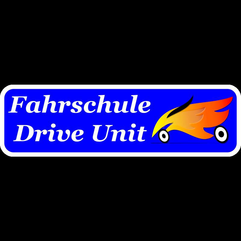 Logo: Fahrschule Drive-Unit