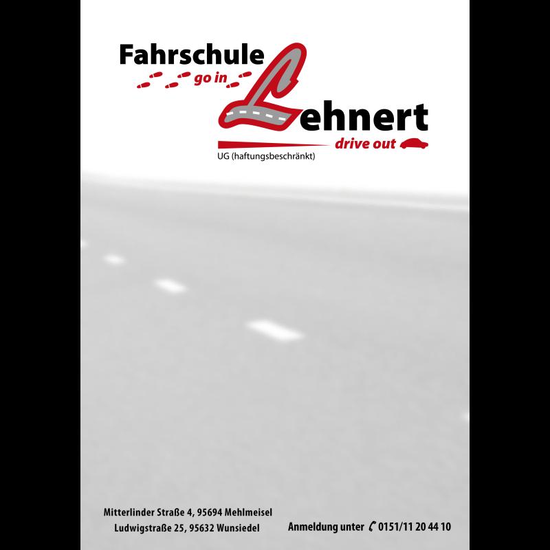 Logo: Fahrschule Lehnert UG
