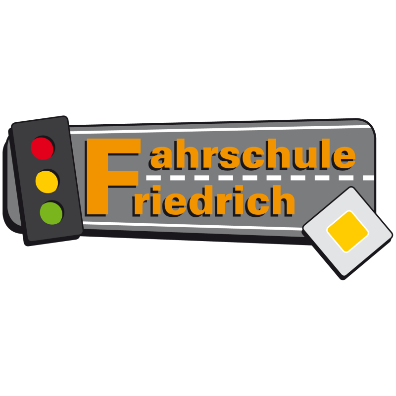 Logo: Fahrschule Friedrich