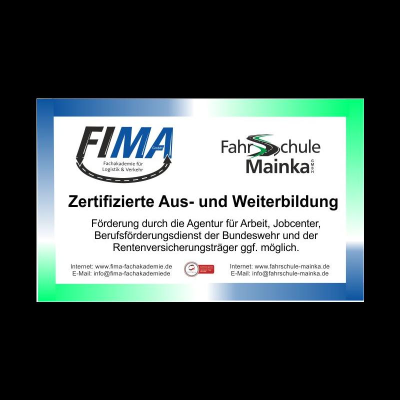 Logo: Fahrschule Mainka GmbH