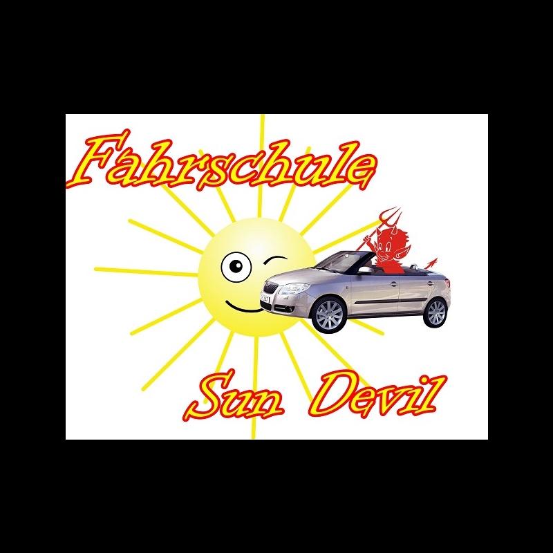 Logo: Fahrschule Sun Devil