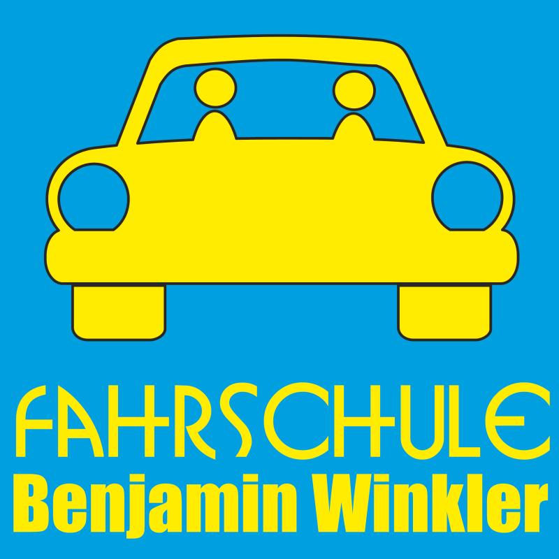 Logo: Fahrschule Benjamin Winkler