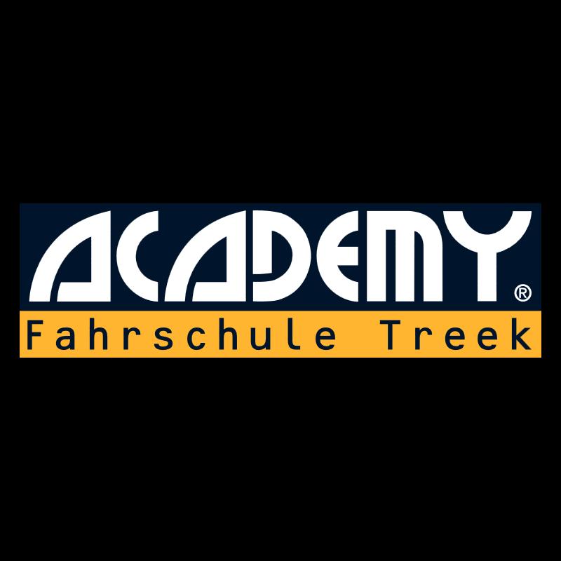 Logo: ACADEMY Fahrschule Treek