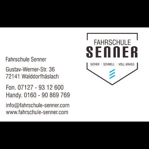Logo: Fahrschule Senner