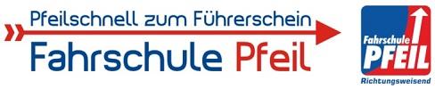 Logo: Fahrschule Pfeil