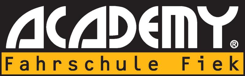 Logo: ACADEMY Fahrschule Fiek GmbH