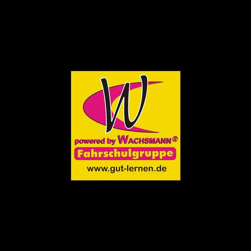 Logo: WACHSMANN Fahrschule Sven Hattermann