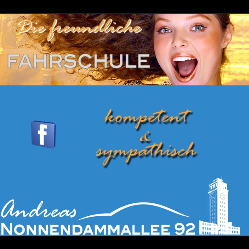 Logo: Andreas Fahrschule