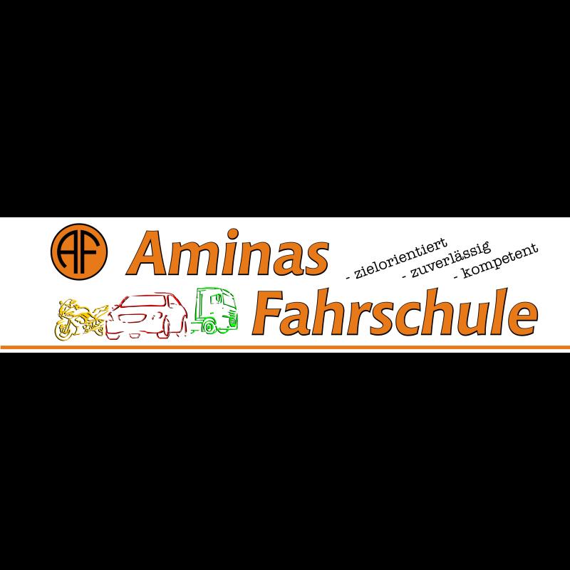 Logo: Aminas Fahrschule