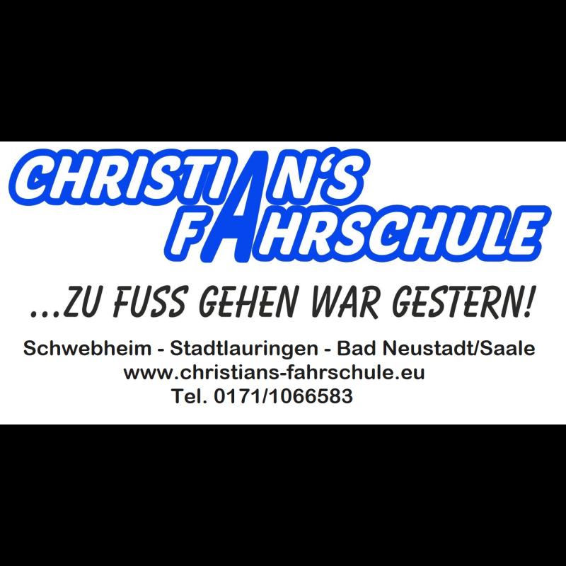Logo: Christian's Fahrschule