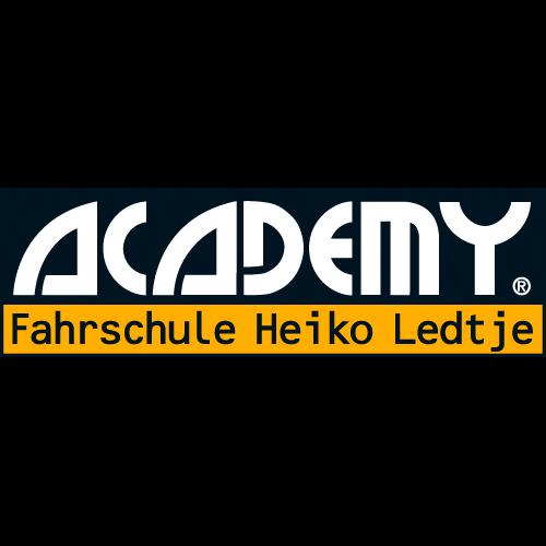 Logo: ACADEMY Fahrschule Heiko Ledtje