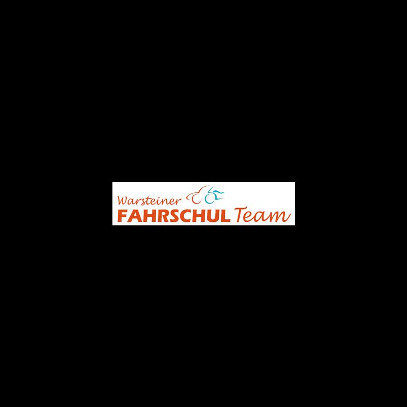 Logo: Warsteiner Fahrschulteam