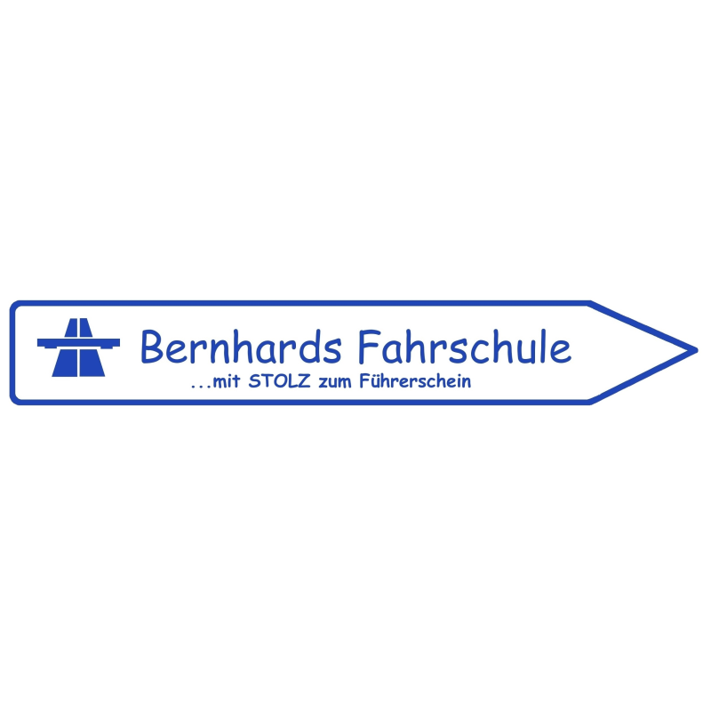 Logo: Bernhards Fahrschule
