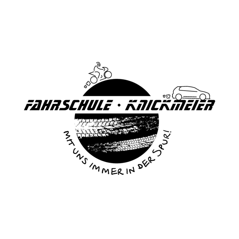 Logo: Fahrschule - Knickmeier