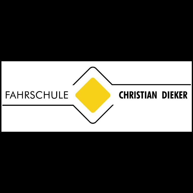 Logo: Fahrschule Christian Dieker