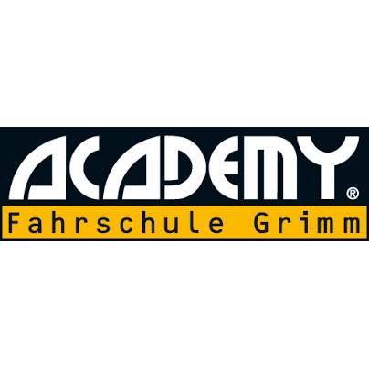 Logo: ACADEMY Fahrschule Grimm