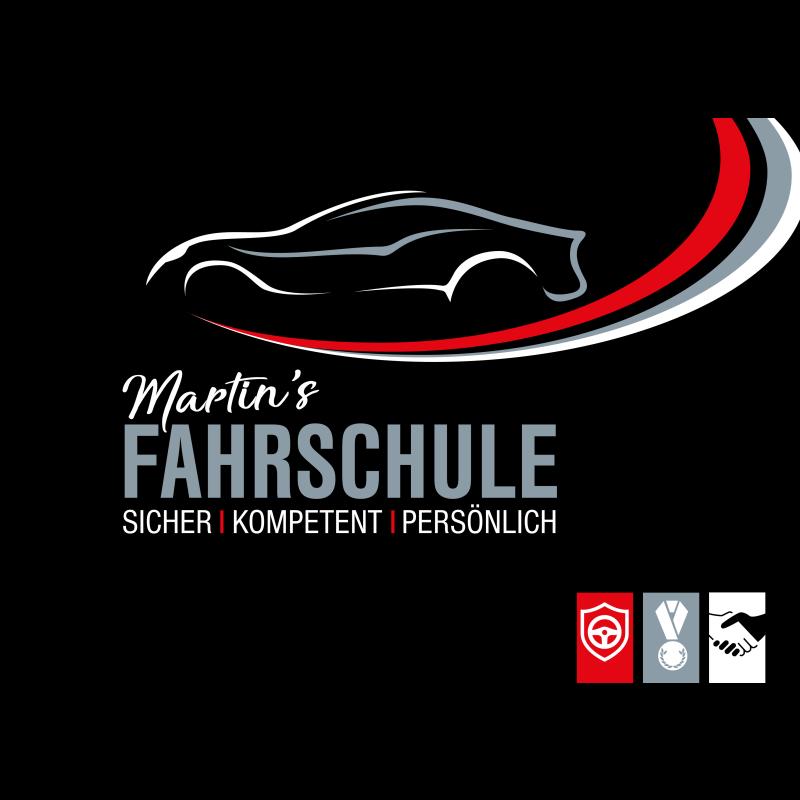Logo: Martin's Fahrschule GmbH